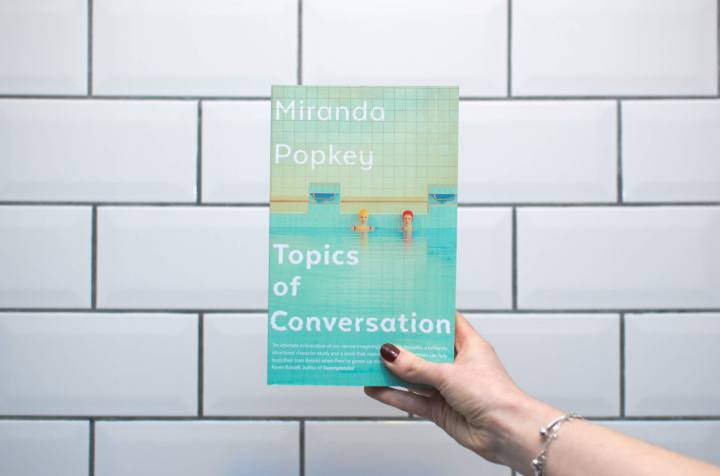 Topics of Conversation: Desire, Difficult Conversations and An Even More DifficultNarrator